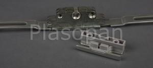 Single plate gear